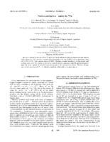 prikaz prve stranice dokumenta Nucleon pairing in μ- capture by 40Ca