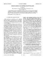 prikaz prve stranice dokumenta Instantons and baryon mass splittings in the MIT bag model