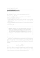 prikaz prve stranice dokumenta Investigation of nuclear cluster phenomenology with the relativistic EDF approach