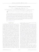 prikaz prve stranice dokumenta Cluster structures in C12 from global energy density functionals
