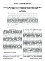 prikaz prve stranice dokumenta Two-particle differential transverse momentum and number density correlations in p−Pb collisions at 5.02 TeV and Pb-Pb collisions at 2.76 TeV at the CERN Large Hadron Collider